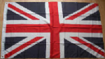 Great Britain Large Country Flag - 3' x 2'.